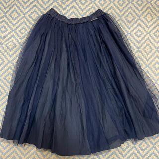 ジェニィ(JENNI)のby loveit チュールスカート130(スカート)