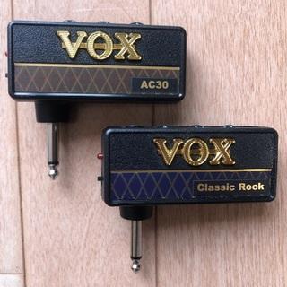ヴォックス(VOX)のVOX AMPLUG Classic Rock&AC30(ギターアンプ)