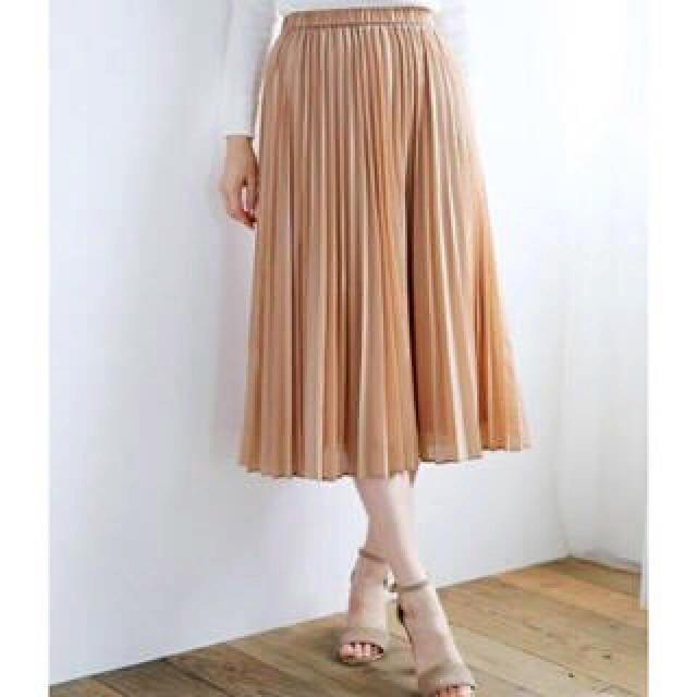 apart by lowrys(アパートバイローリーズ)のアパートバイローリーズ♡プリーツスカート レディースのスカート(ロングスカート)の商品写真