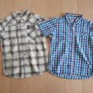 ジーユー(GU)の140 シャツ 半袖 まとめ売り 男の子 夏(ブラウス)