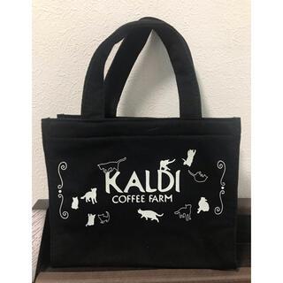 カルディ(KALDI)のカルディねこの日バッグ2020 バッグのみ(トートバッグ)