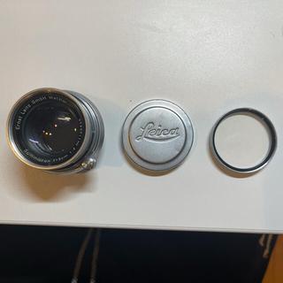ライカ(LEICA)の沈胴 Summicron 1st collapse f2.0 50mm(レンズ(単焦点))