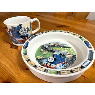ウェッジウッド(WEDGWOOD)のWEDGWOOD  機関車トーマス ポリンジャー&マグカップ(食器)