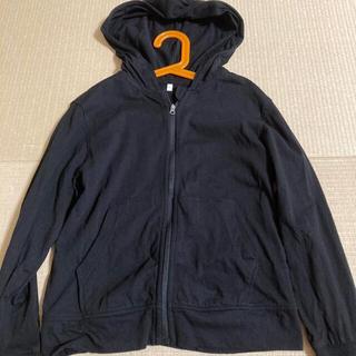 ジーユー(GU)のGU パーカー130(ジャケット/上着)
