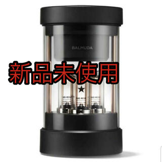 バルミューダ(BALMUDA)のバルミューダ スピーカー BALMUDA The Speaker M01A-BK(スピーカー)