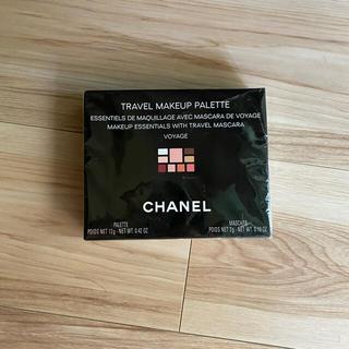 シャネル(CHANEL)のCHANELシャネル トラベルメークアップパレット (コフレ/メイクアップセット)