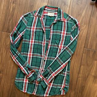 デニムアンドサプライラルフローレン(Denim & Supply Ralph Lauren)のDENIM&SUPPLY RALPHLAUREN 綿100% チェックシャツ(シャツ/ブラウス(長袖/七分))