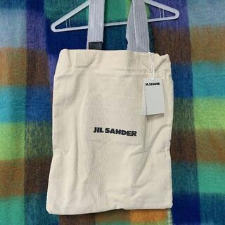 Jil Sander - Jil Sander ジルサンダー 男女2020 ロゴ トートバッグ