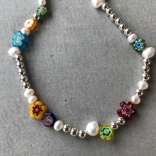アーバンリサーチ(URBAN RESEARCH)のhandmade necklace 150(ネックレス)