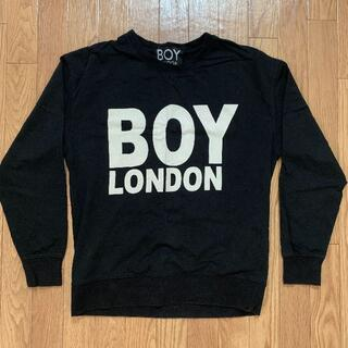 ボーイロンドン(Boy London)のBOY LONDON ボーイロンドン スウェット トレーナー サイズM(スウェット)