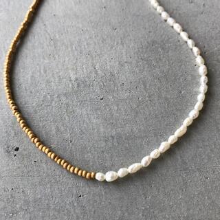 プラージュ(Plage)のhandmade necklace 151(ネックレス)