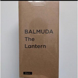 バルミューダ(BALMUDA)のBALUMUDA The Lantern バルミューダ ランタン(ライト/ランタン)