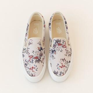 VANS - Kith vans10th anniversary Floral 22.5㎝