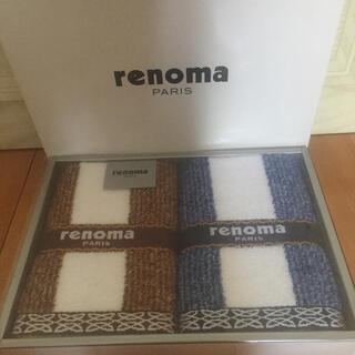 レノマ(RENOMA)のレノマ タオル (ハンカチ/ポケットチーフ)