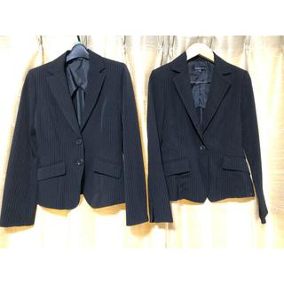 レディーススーツ ジャケット シャツ セット(スーツ)