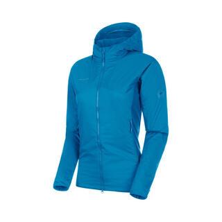 マムート(Mammut)のMAMMUT マムート ライムライトインサーレションジャケット青レディースL新品(登山用品)
