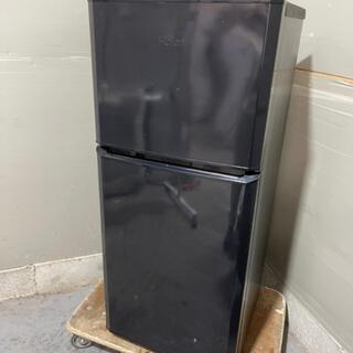 ハイアール(Haier)の【都内送料無料】ハイアール  2ドア冷蔵庫2019年製(冷蔵庫)