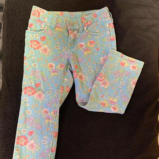 ラルフローレン(Ralph Lauren)のラルフローレン 花柄パンツ サイズ110(パンツ/スパッツ)