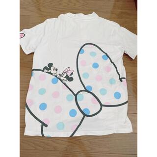 ディズニー(Disney)の保育士 Tシャツ ポロシャツ ミニー(ポロシャツ)