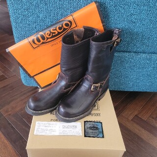 ウエスコ(Wesco)のWESCO CENTURY BOSS ウエスコ ボス(ブーツ)