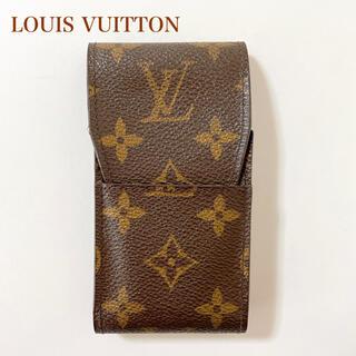 ルイヴィトン(LOUIS VUITTON)の万能 ルイ ヴィトン LOUIS VUITTON モノグラム シガレットケース(タバコグッズ)