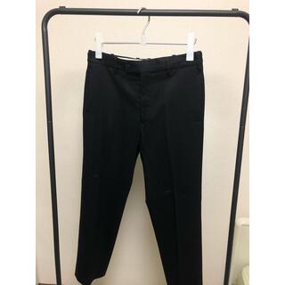 マルタンマルジェラ(Maison Martin Margiela)のYOKE 20aw Back Slit Straight Pants(スラックス)