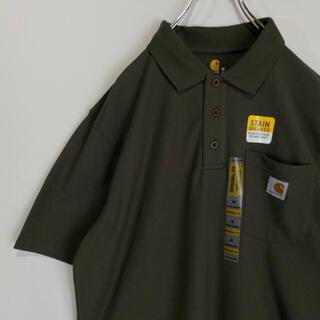 カーハート(carhartt)のカーハート Carhartt ポロシャツ  希少  Tシャツ 新品 タグ付き(ポロシャツ)