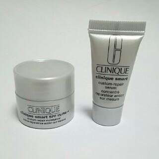 クリニーク(CLINIQUE)の2点セット クリニーク新品 セラム クリーム(美容液)