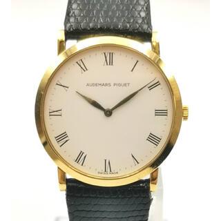 オーデマピゲ(AUDEMARS PIGUET)のAUDEMARS PIGUET  K18YG ローマ 時計(腕時計(アナログ))