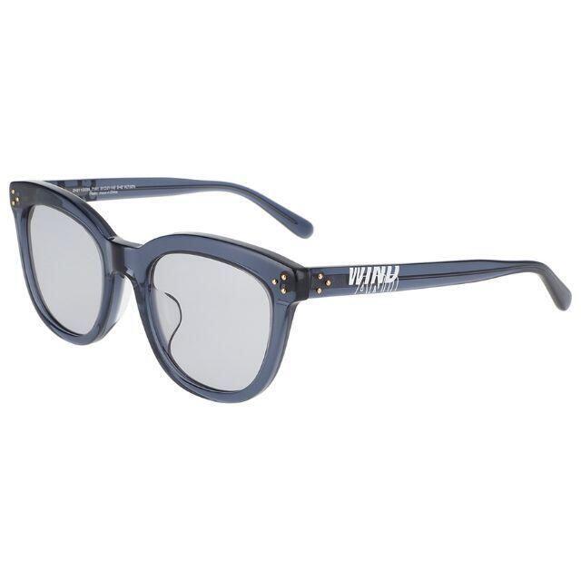 Zoff(ゾフ)のZoff×WIND AND SEA ウェリントン型サングラス メンズのファッション小物(サングラス/メガネ)の商品写真