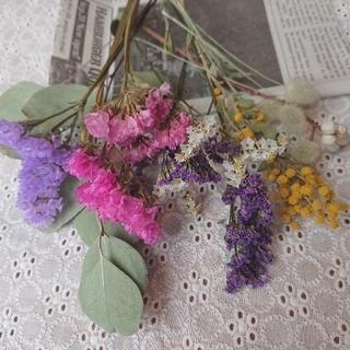 ドライフラワー  花材  少量ずつ(ドライフラワー)