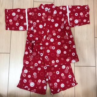 ファミリア(familiar)の美品◆ファミリア ◆甚平100(甚平/浴衣)