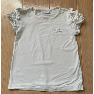 タルティーヌ エ ショコラ(Tartine et Chocolat)のタルティーヌエショコラ 120 トップス Tシャツ(Tシャツ/カットソー)