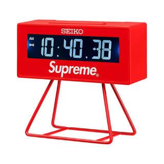 シュプリーム(Supreme)のsupreme Seiko Marathon Clock シュプリーム セイコー(置時計)