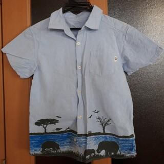 フェリシモ(FELISSIMO)の男の子150㎝ シャツ(Tシャツ/カットソー)