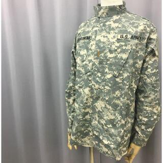 スイスミリタリー(SWISS MILITARY)のミリタリージャケット デジタルカモフラージュ 総柄 U.S.ARMY(ミリタリージャケット)