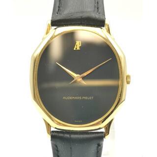 オーデマピゲ(AUDEMARS PIGUET)のAUDEMARS PIGUET   オーデマピゲ K18YG  時計 (腕時計(アナログ))