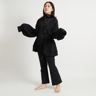 ロキエ(Lochie)のpapier volume gown/black(その他)