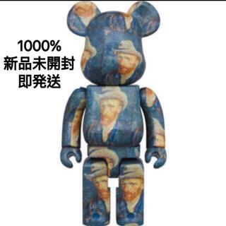 メディコムトイ(MEDICOM TOY)のBE@RBRICK Van Gogh Museum 1000% ベアブリック(フィギュア)