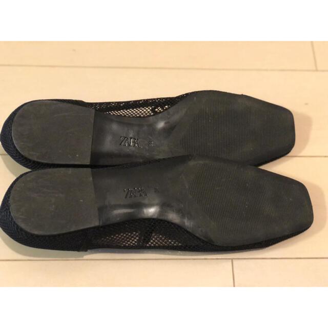 ZARA(ザラ)のZARA❤️フラットシューズ レディースの靴/シューズ(スリッポン/モカシン)の商品写真