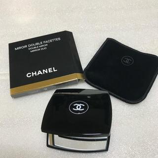 シャネル(CHANEL)のシャネル ミロワールドゥーブルファセット コンパクトミラー (その他)