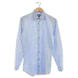 グッチ(Gucci)のグッチ skinny ワイシャツ ギンガムチェックシャツ イタリア製 長袖 (シャツ)