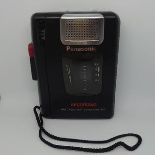 パナソニック(Panasonic)のPanasonic RQ-L100カセットテープレコーダー(その他)