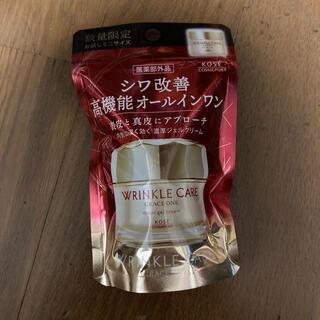 コーセーコスメポート(KOSE COSMEPORT)のオールインワン グレイス ワン リンクルケア ジェルクリーム(オールインワン化粧品)