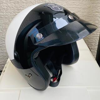 ハーレーダビッドソン(Harley Davidson)のハーレー純正SHOEIヘルメット ポリス稀少モデル(ヘルメット/シールド)