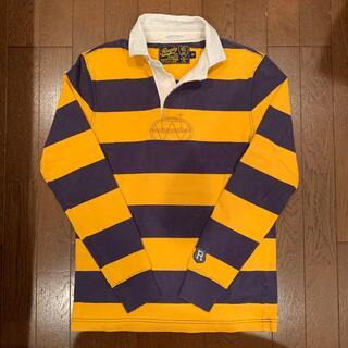 ラルフローレン(Ralph Lauren)のRugby by RALPH LAUREN  ラルフローレン ラガーシャツ(Tシャツ/カットソー(七分/長袖))