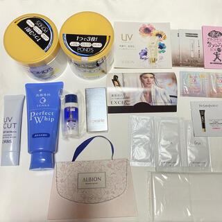 オルビス(ORBIS)のポンズ クリアフェイスクリームクレンジング オルビス UV CUT 洗顔専科(化粧下地)