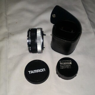 タムロン(TAMRON)のテレコンバーター 2倍 タムロン キャノン フィルムカメラ用(レンズ(単焦点))