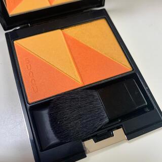 SUQQU - SUQQU ピュア カラー ブラッシュ119蜜柑重