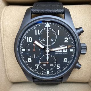 インターナショナルウォッチカンパニー(IWC)のIWCトリビュートトゥ3705 IW387905 パイロットウオッチ(腕時計(アナログ))